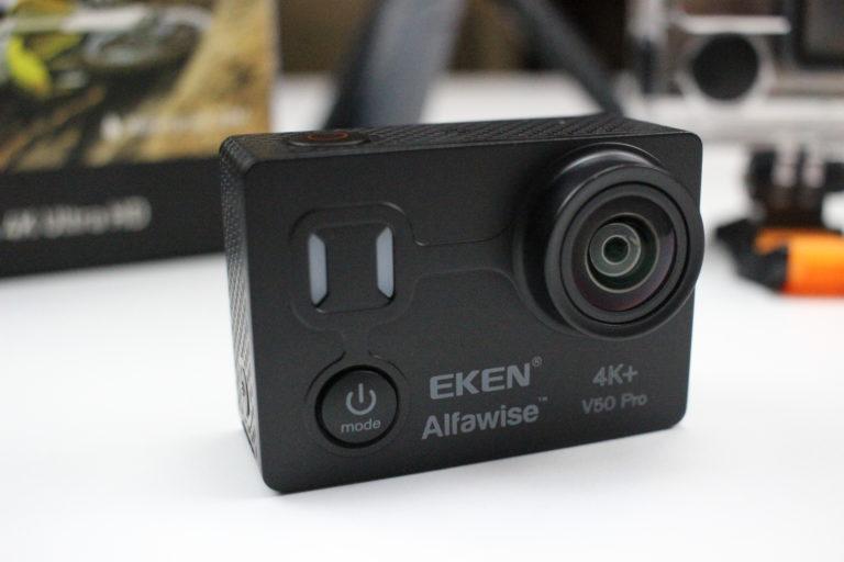 Action-cam eken alfawise V50