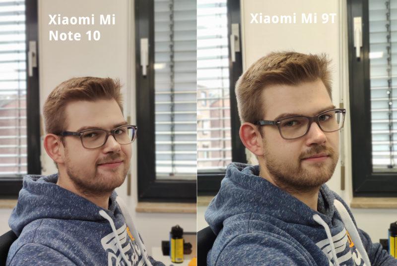 mode portrait