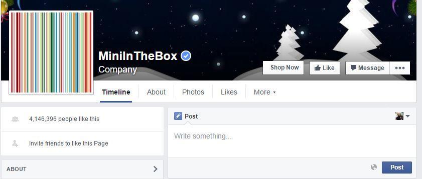 Miniinthebox Facebook